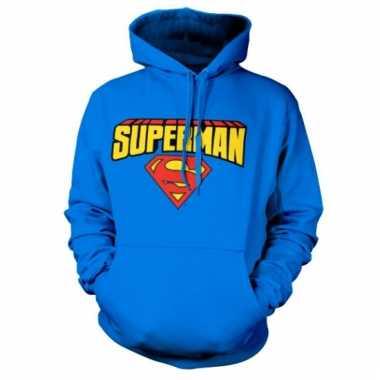 Merchandise superman sweater