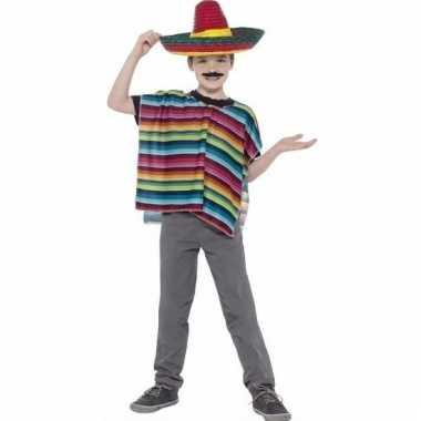 Mexciaans verkleed setje voor kinderen