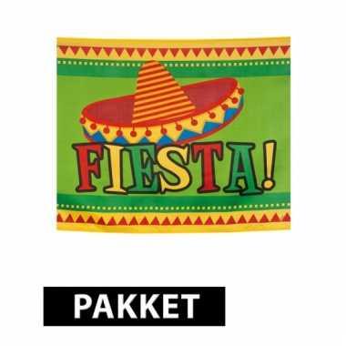 Mexicaans feestartikelen pakket