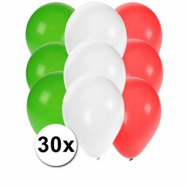 Mexicaanse ballonnen pakket 30x
