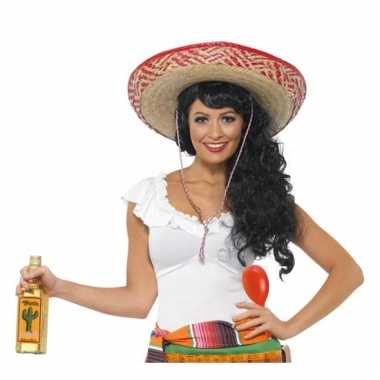 Mexicaanse verkleed accessoires dames