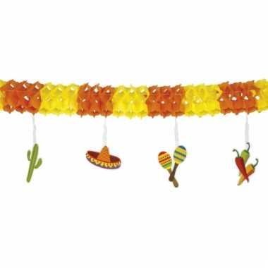 Mexicaanse versiering slinger