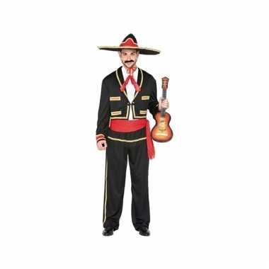 Mexico heren verkleedkleding