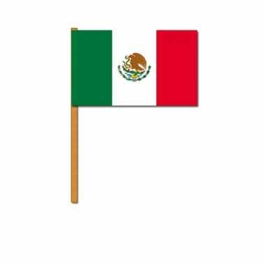 Mexico zwaaivlaggetjes