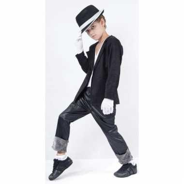Michael kostuum voor kinderen + hoed