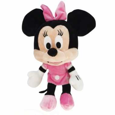 Mickey clubhouse minnie mouse knuffel 25 cm