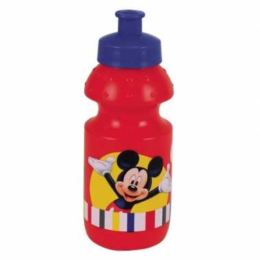 Mickey mouse pop-up schoolbeker 350 ml