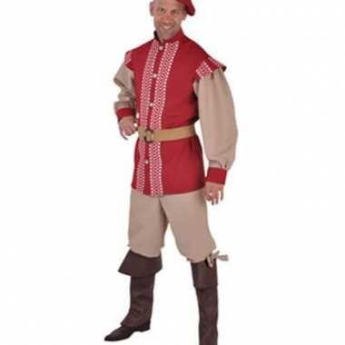 Middeleeuwse kostuums voor mannen