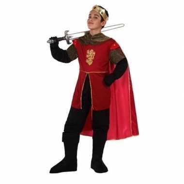 Middeleeuwse verkleedset henry voor jongens