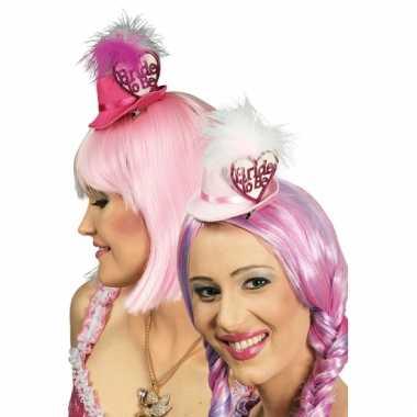 Mini hoedje voor vrijgezellenfeest