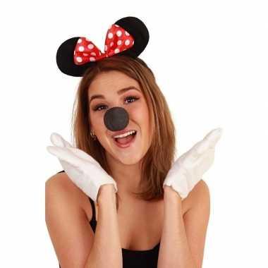 Mini muis verkleedsetje voor volwassenen