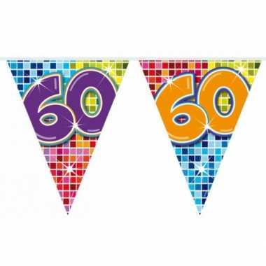 Mini vlaggetjeslijn 60 jaar