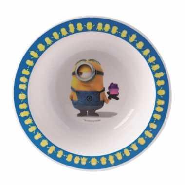 Minions ontbijtbordje 16 cm