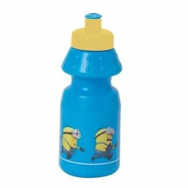 Minions pop-up schoolbeker 350 ml