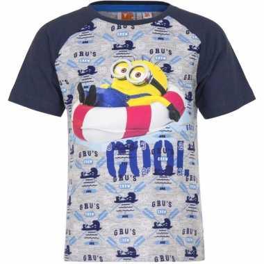 Minions shirt cool voor kinderen