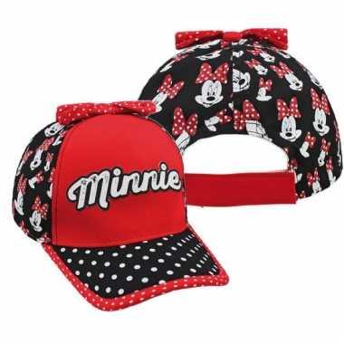 Minnie mouse cap voor meisjes
