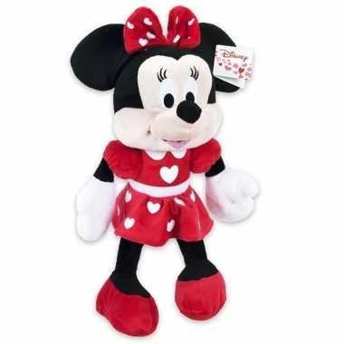 Minnie mouse knuffel van pluche 43 cm