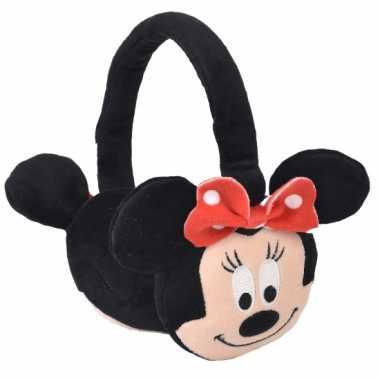 Minnie mouse oorwarmers