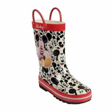 Minnie mouse regenlaarsjes voor kids