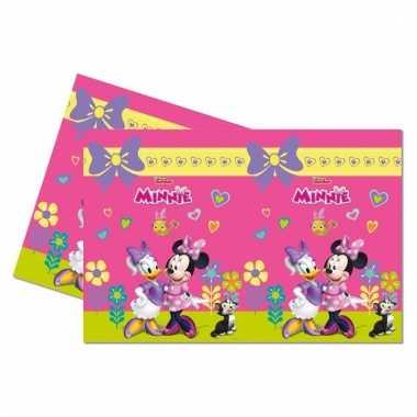 Minnie mouse tafellaken 180 cm