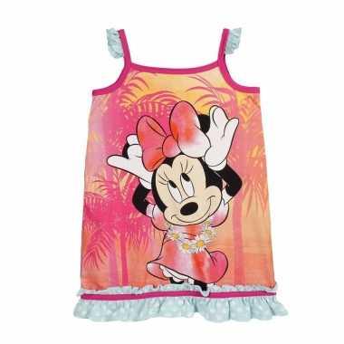 Minnie mouse zomerjurkje voor meisjes