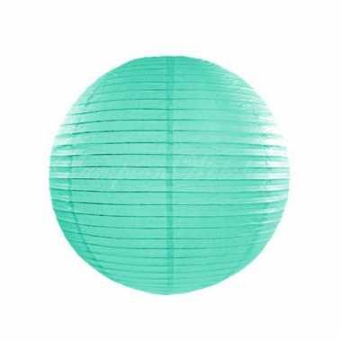 Mint bol lampion 25 cm