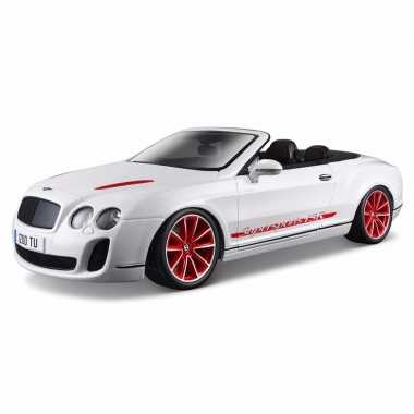 Model auto bentley continental cabrio