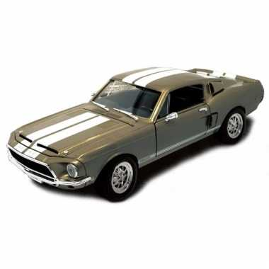 Model auto ford shelby gt500 1:18