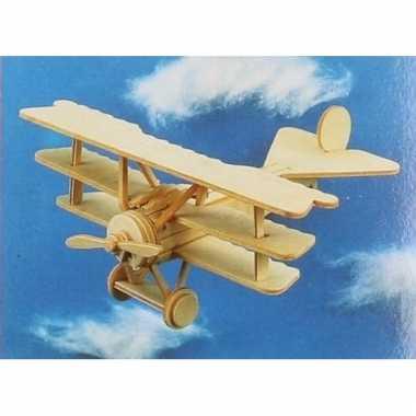 Model vliegtuigje fokker 401