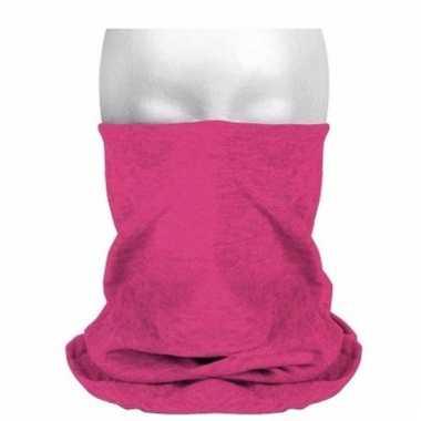 Morph shawl roze