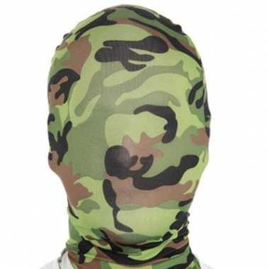 Morphsuit maskers camouflage