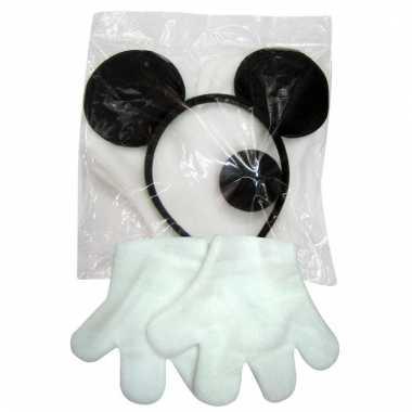 Muis verkleedsetje voor volwassenen
