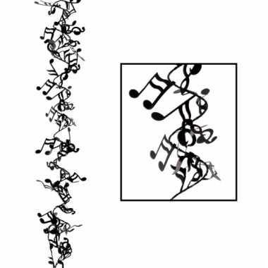 Muzieknoten hangdecoratie