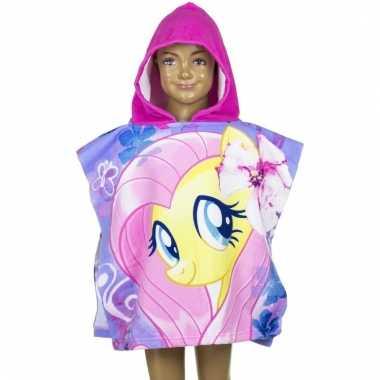 My little pony handdoek cape fluttershy