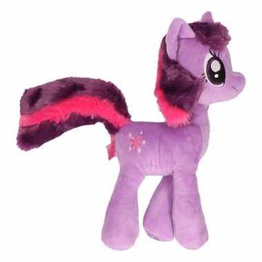 My little pony knuffelpaard twilight sparkle