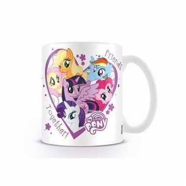 My little pony koffiemok vrienden