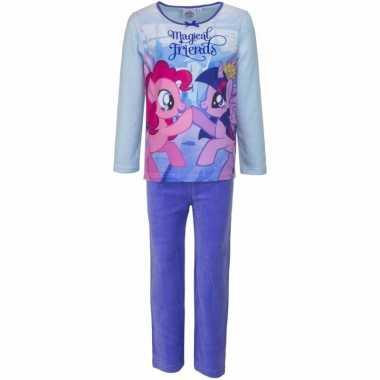 My little pony magical friends meiden pyjama paars