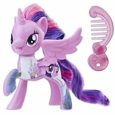 My little pony movie speeltje twilight sparkle 8 cm