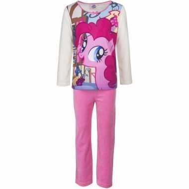 My little pony pinkie pie meiden pyjama roze