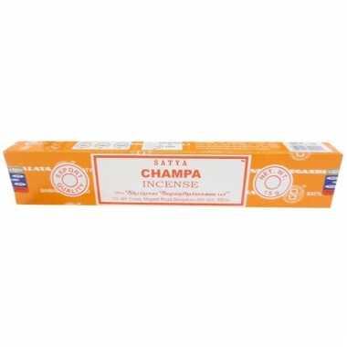 Nag champa wierookstokjes champa 15 gram