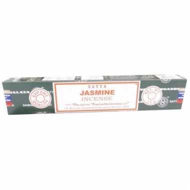 Nag champa wierookstokjes jasmine 15 gram
