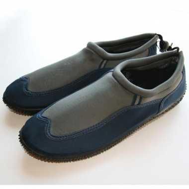 Navy heren water schoenen