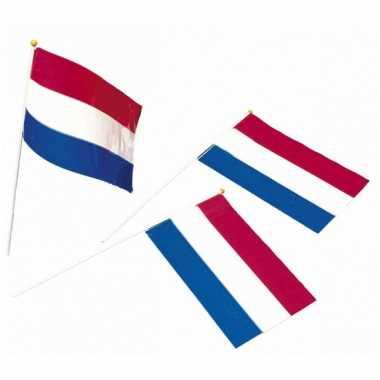 Nederland zwaaivlaggetje
