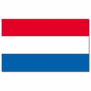 Nederlandse vlag 90x150 cm