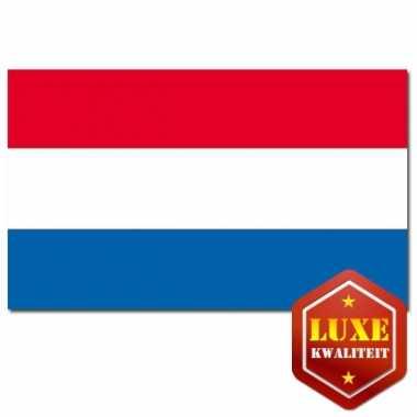 Nederlandse vlaggen goede kwaliteit