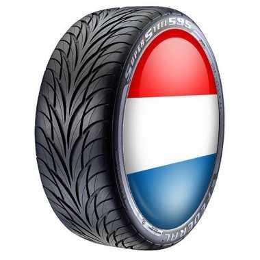 Nederlandse wieldop hoezen 4 stuks