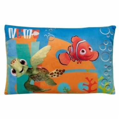 Nemo en crush kussen 40 x 26 cm