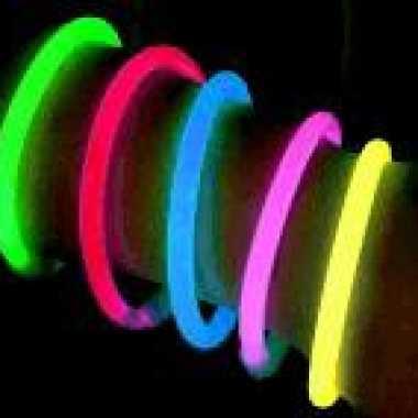 Neon glow armband