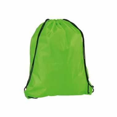 Neon groen gymtasje