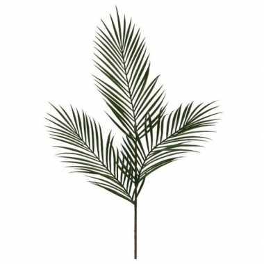 Nep planten areca goudpalm kunstbloemen takken 199 cm decoratie